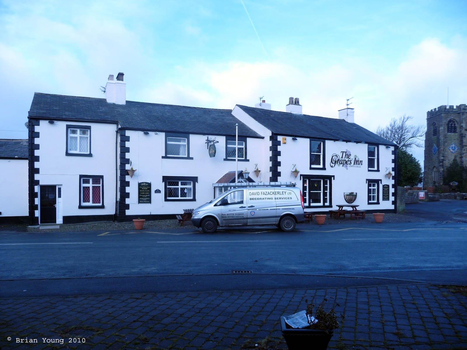 Lancashire OnLine Parish Clerk Project -