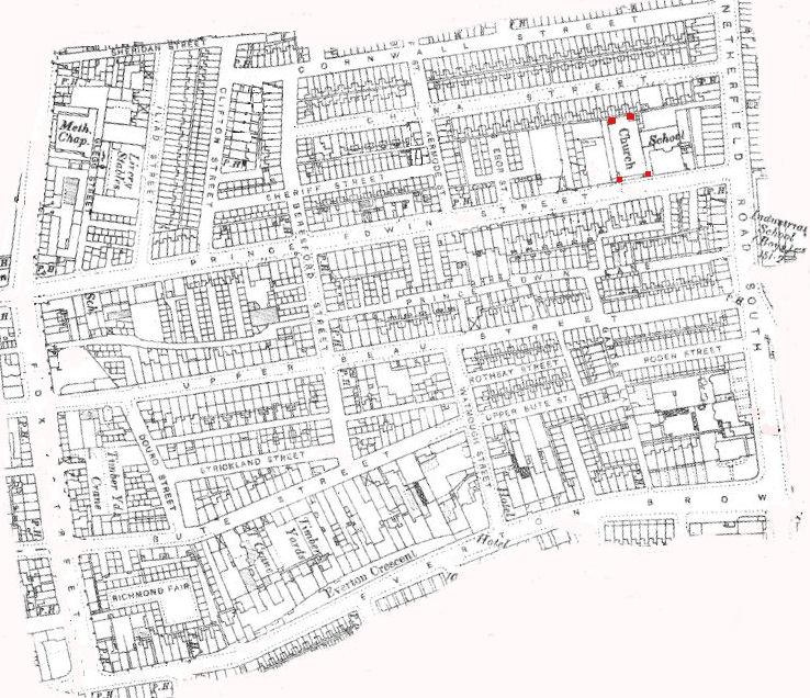 Lancashire Online Parish Clerk Project District Of Liverpool